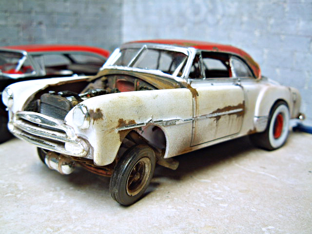 51 Chevy Gasser Blog Chevy ‹� 125scale