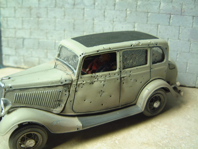 bonnie clyde blog ford 125scale. Black Bedroom Furniture Sets. Home Design Ideas
