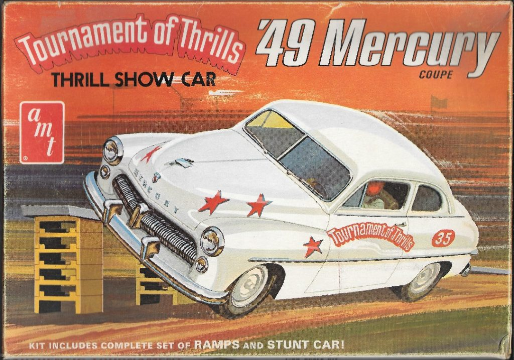 49 Mercury Quot Tournament Of Thrills Quot Blog Ford ⋆ 125scale