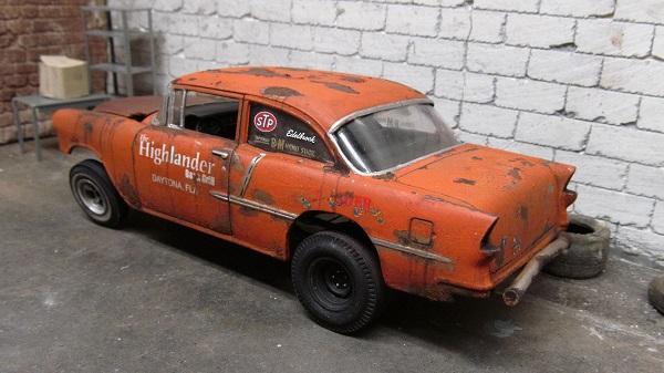 Chevy Gasser Model