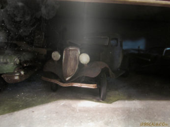 34 Coupe barn find
