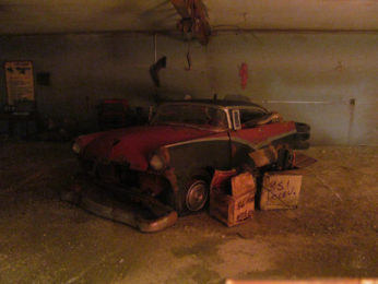 56 Ford Victoria Barn Find41