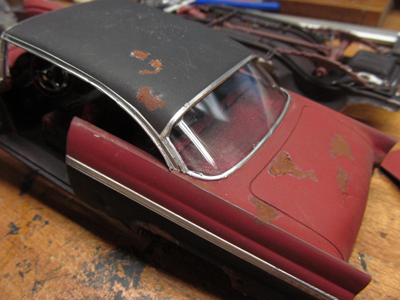 1956 Ford Victoria Blog Ford 125scale