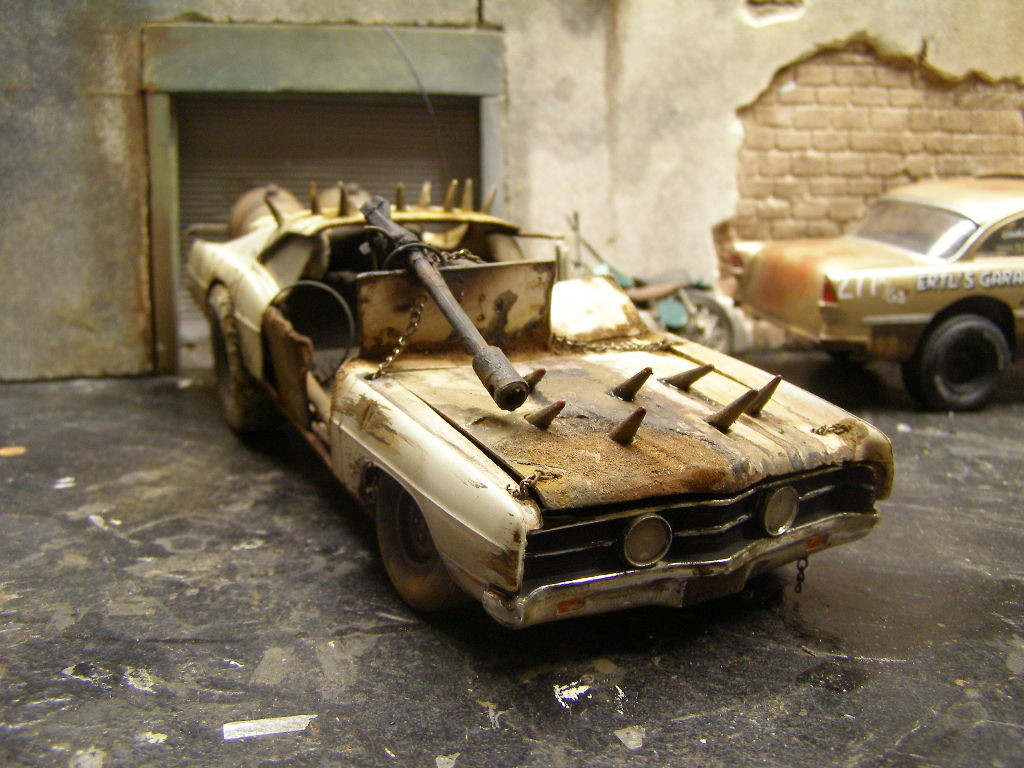 69 Galaxie Zombie Car