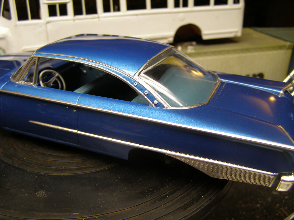 1960 Ford Starliner Blog, Ford ⋆ 125scale