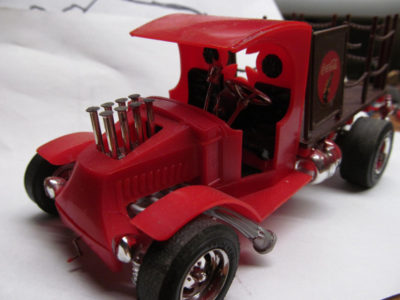 1926 Mack Bulldog, Hot Rod Coca Cola Wagon ⋆ 125scale